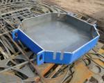 м.ф. блок бетонный Б-8 на 1 изделие