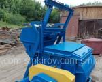 Двухвальный бетоносмеситель БП-2Г-1000С