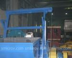 Двухвальный бетоносмеситель БП-2Г-800С
