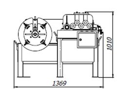 Станок для навивки проволочной спирали СМЖ-164