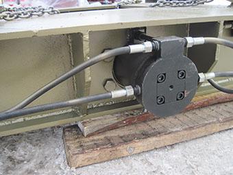 Оборудование для срубки (срезки) свай СР-400