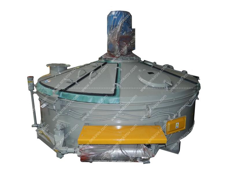 Бетоносмеситель СБ-138Б