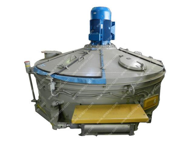 Бетоносмеситель СБ-146А 750.500