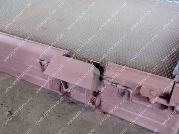 Форма для плит ПАГ матричная карман для строповки