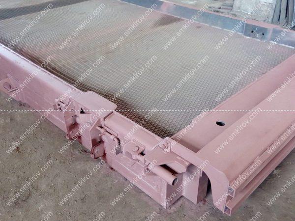 Форма для дорожной плиты ПДН,м матричная