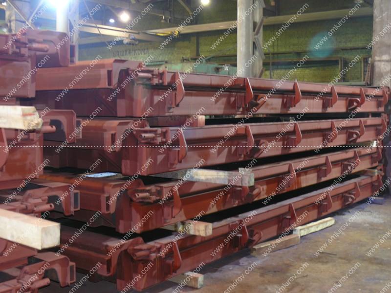 Металлоформа для плиты 1П60.18-30АV по ГОСТ 21924.1-84