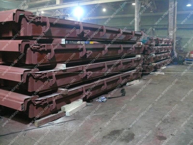 Металлоформы для дорожных плит ПДН ТУ 35-871-89