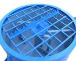 Бетоносмеситель СБ-мини 80 на 220 Вольт в положении лежа для транспортировки