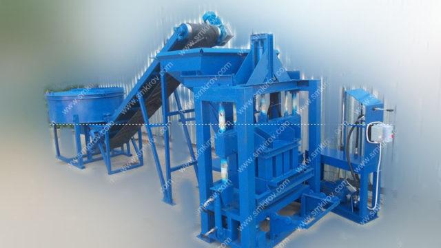 6 Оборудование для арболитовых блоков Скала-Арболит