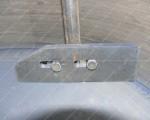 Бетоносмеситель СБ-мини 80 лопатка наружная