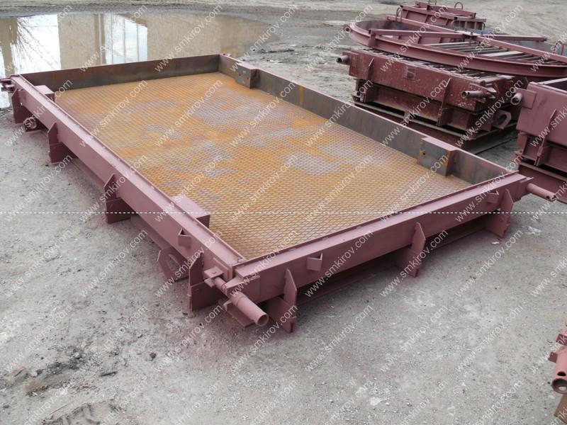 Форма для дорожной плиты 2П30.15