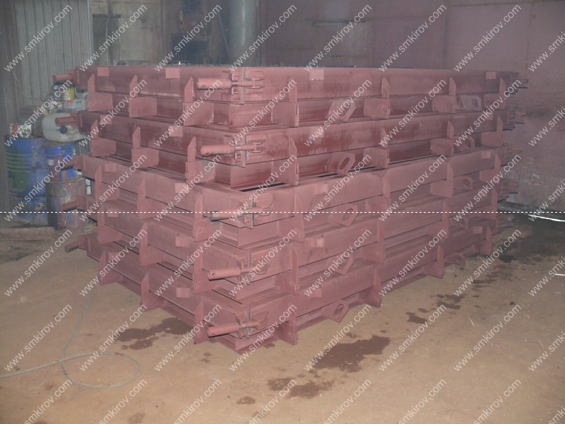 Формы для дорожной плиты 2П30.18