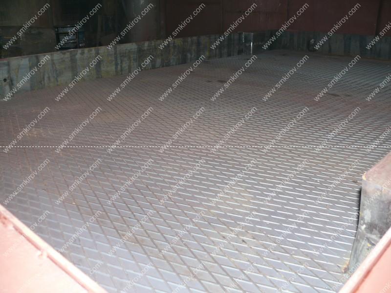 Металлоформа для дорожной плиты 2П30.18