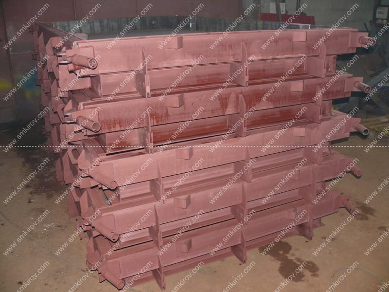 Металлоформа для ненапряжённых дорожных плит 2П30.18