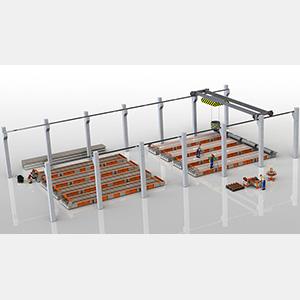 Металлоформы для производства опор линий электропередач на базе стоек СВ, СНВ, С