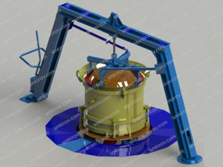 Оборудование для колец Вибропресс-КС-1500