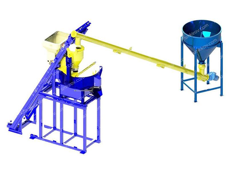 РБУ мини бетонный завод