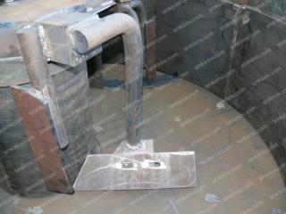 Бетоносмеситель принудительного действия СБ 80-7,5Н (750 литров, с броней, без скипа)