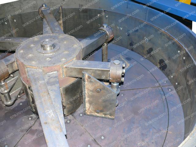 Бетоносмеситель СБ-750С со скипом с электромеханическим приводом затвора