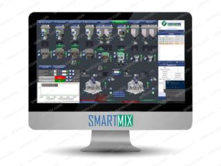 Автоматизированная система управления бетонным заводом SmartMix