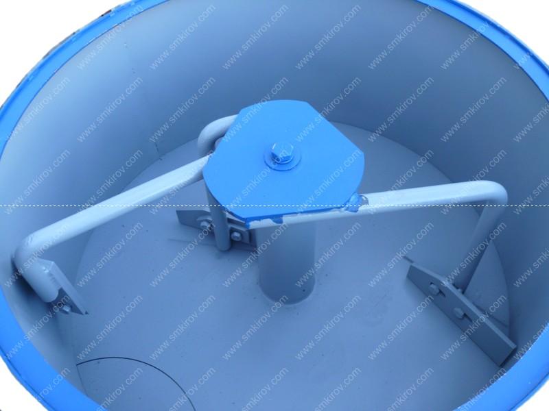 Бетоносмеситель СБ-мини 120 на 220 Вольт смесительное устройство