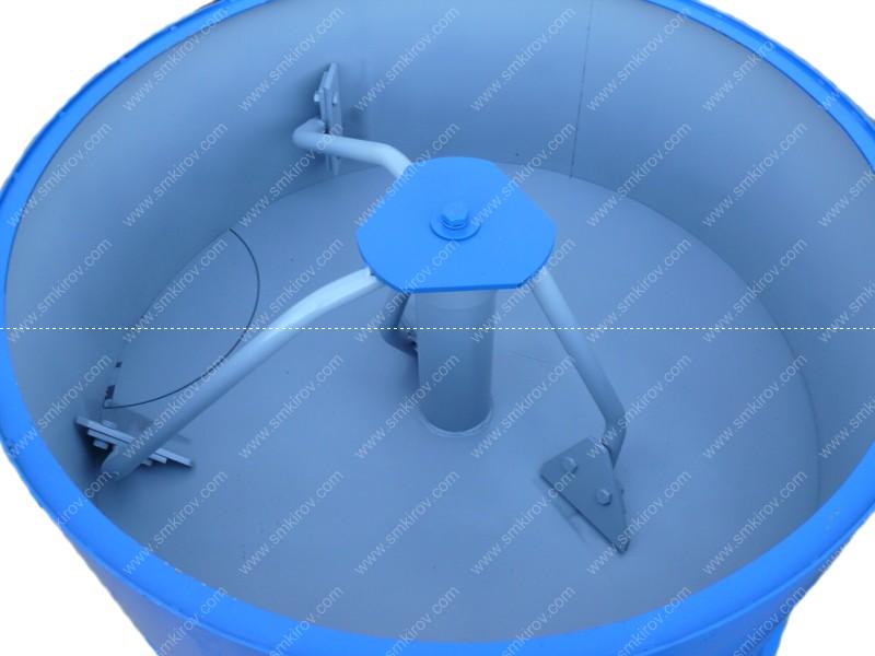 Бетоносмеситель СБ-мини 180 на 380 Вольт смесительное устройство