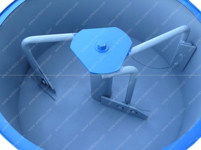 Бетономешалка СБ-мини 120 на 220 Вольт смесительное устройство