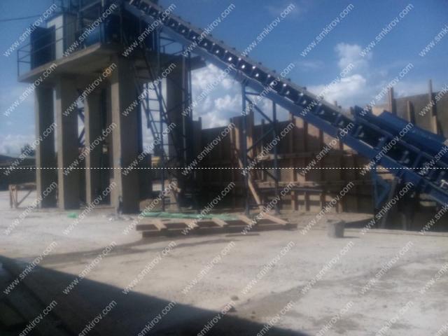 РБУ-Лента: БП-2Г-1600, ДКБ-20, Силос 75 тонн (г. Каспийск, Республика Дагестан)