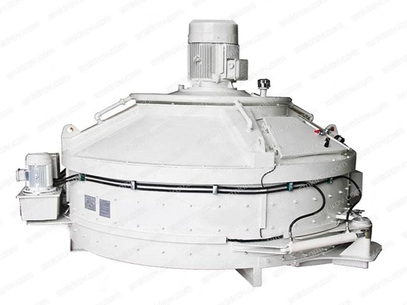Планетарный бетоносмеситель SMX БП