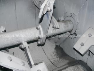 Двухвальный бетоносмеситель БП-2Г-750С (со скипом)