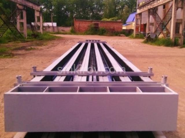 Металлоформы для производства опор СВ