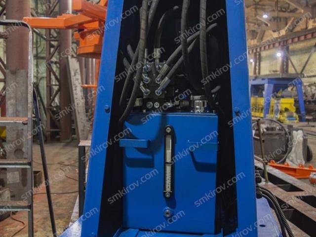 Технологическая линия для производства жби колец SMX ВПК-200